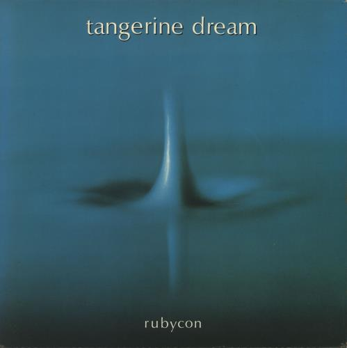 Tangerine Dream Rubycon - 1st UK vinyl LP album (LP record)