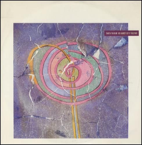 "Tanita Tikaram We Almost Got It Together 12"" vinyl single (12 inch record / Maxi-single) UK TIK12WE64240"