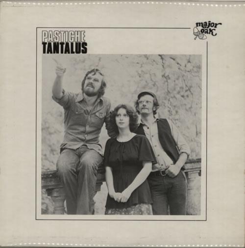 Tantalus (Folk) Pastiche vinyl LP album (LP record) UK W3YLPPA618430