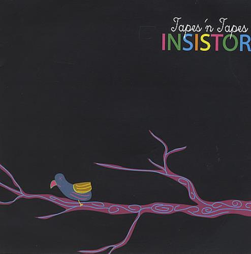 Tapes 'N' Tapes Insistor CD-R acetate UK TT5CRIN387539