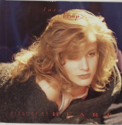 """Tara Kemp Piece Of My Heart 12"""" vinyl single (12 inch record / Maxi-single) UK UBR12PI676112"""