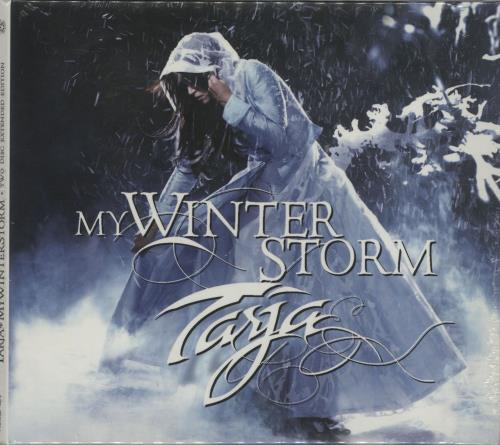 Tarja Turunen My Winter Storm - Fan Edition 2-disc CD/DVD set Argentinean RJA2DMY643799