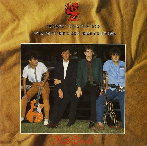 "Tav Falco Red Devils 10"" vinyl single (10"" record) French UFV10RE557008"