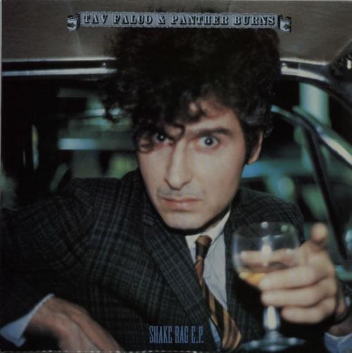 "Tav Falco Shake Rag E.P. 12"" vinyl single (12 inch record / Maxi-single) French UFV12SH592621"