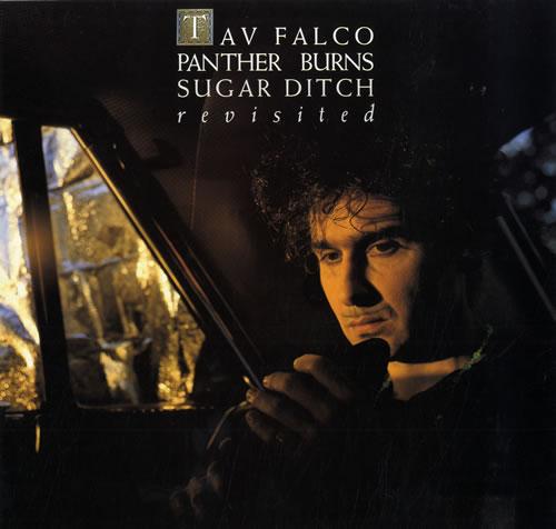 Tav Falco Sugar Ditch Revisited vinyl LP album (LP record) French UFVLPSU557891