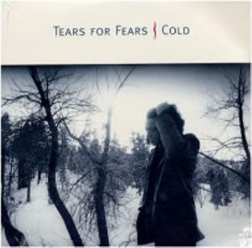 "Tears For Fears Cold + Magnet CD single (CD5 / 5"") French TFFC5CO31027"