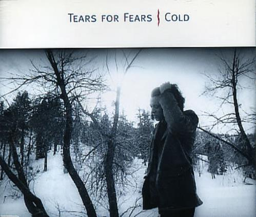 "Tears For Fears Cold CD single (CD5 / 5"") UK TFFC5CO65804"