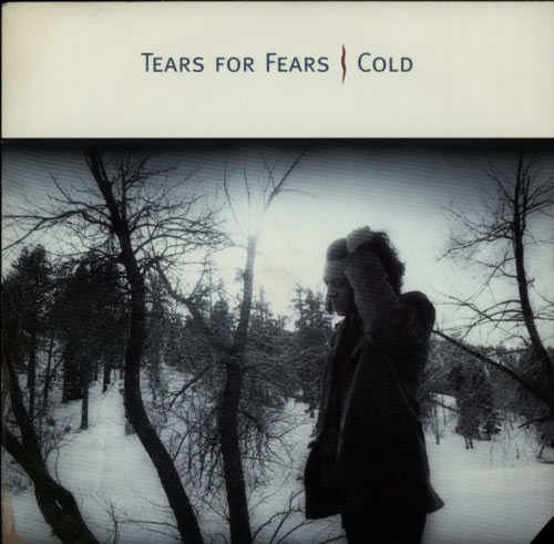 "Tears For Fears Cold 7"" vinyl single (7 inch record) UK TFF07CO89433"