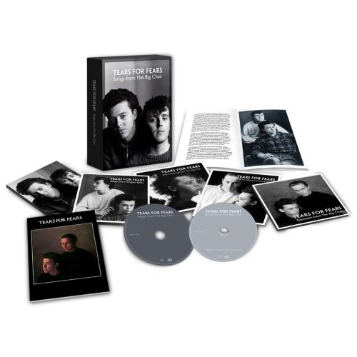 Tears For Fears Songs From The Big Chair: 30th/35th Anniversary Box - Sealed box set UK TFFBXSO741380