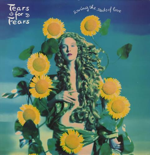 """Tears For Fears Sowing The Seeds Of Love 12"""" vinyl single (12 inch record / Maxi-single) UK TFF12SO31654"""