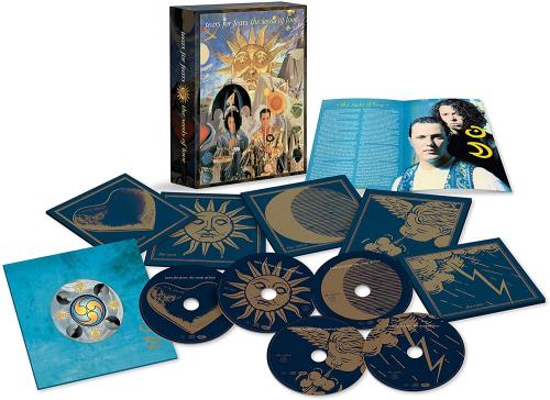 Tears For Fears The Seeds Of Love + Blu-Ray - Sealed Boxset CD Album Box Set UK TFFDXTH753946