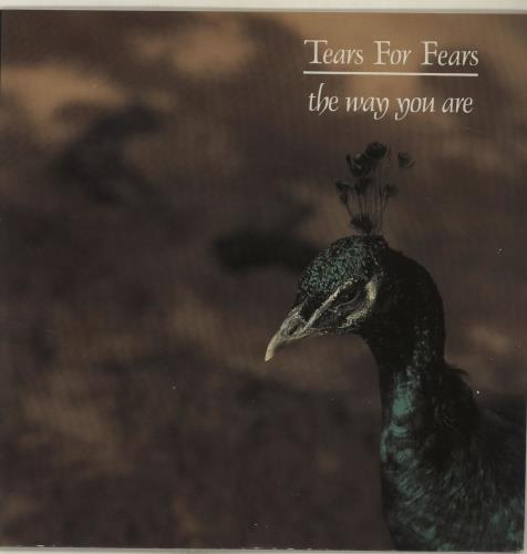 "Tears For Fears The Way You Are - Solid - Glossy P/S 7"" vinyl single (7 inch record) UK TFF07TH686780"