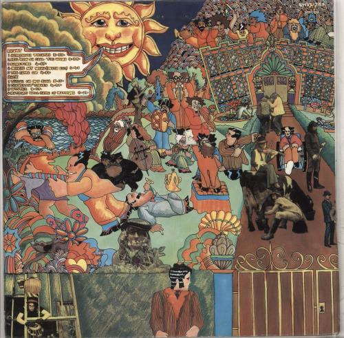Tea & Symphony An Asylum For The Musically Insane vinyl LP album (LP record) UK U7ALPAN567368