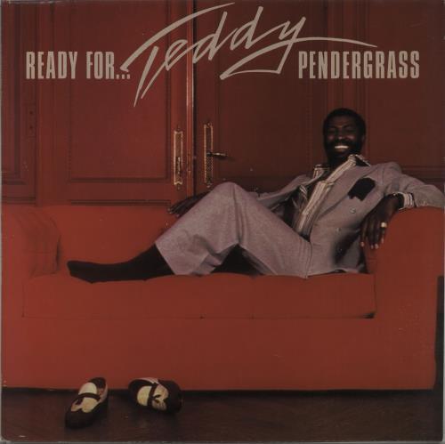 Teddy Pendergrass Ready For... vinyl LP album (LP record) UK PNGLPRE667111