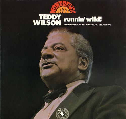Teddy Wilson Runnin' Wild! vinyl LP album (LP record) US TW0LPRU563824