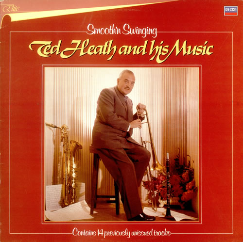 Ted Heath Smooth'n Swinging vinyl LP album (LP record) UK HE3LPSM528107