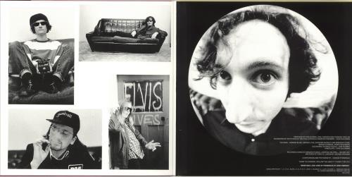 Teenage Fanclub Bandwagonesque - Pink Vinyl vinyl LP album (LP record) UK TFCLPBA746884