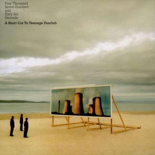 Teenage Fanclub Four Thousand Seven Hundred And Sixty-Six Seconds 2-LP vinyl record set (Double Album) UK TFC2LFO518597