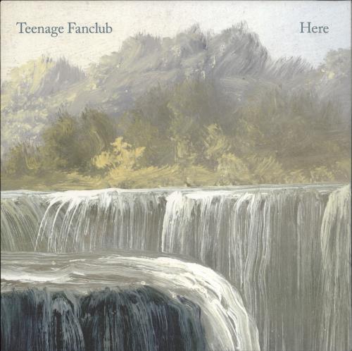 Teenage Fanclub Here vinyl LP album (LP record) UK TFCLPHE766656