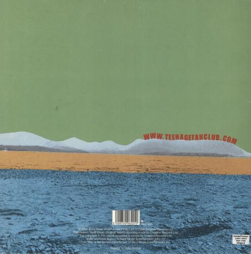 Teenage Fanclub Howdy! + Signed Photograph vinyl LP album (LP record) UK TFCLPHO746883