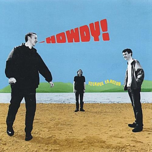 Teenage Fanclub Howdy! CD album (CDLP) UK TFCCDHO167771