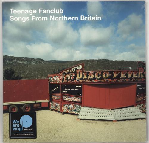"Teenage Fanclub Songs From Northern Britain - 180gm Vinyl + Bonus 7"" - Sealed vinyl LP album (LP record) UK TFCLPSO735519"