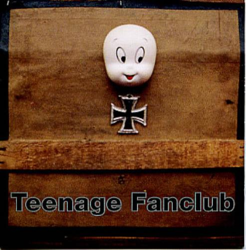 "Teenage Fanclub The Concept CD single (CD5 / 5"") UK TFCC5TH110723"