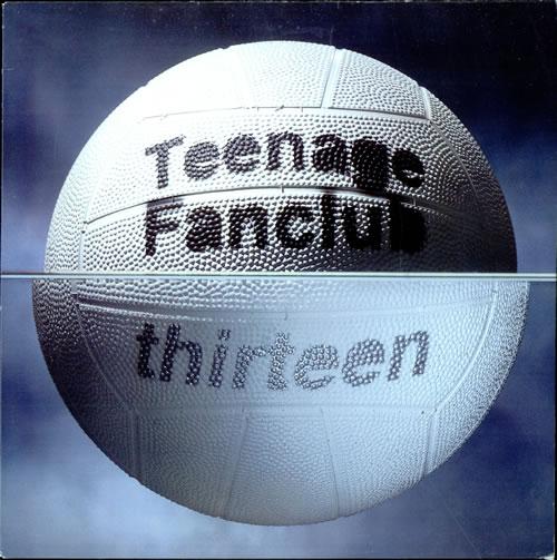 Teenage Fanclub Thirteen vinyl LP album (LP record) UK TFCLPTH501051