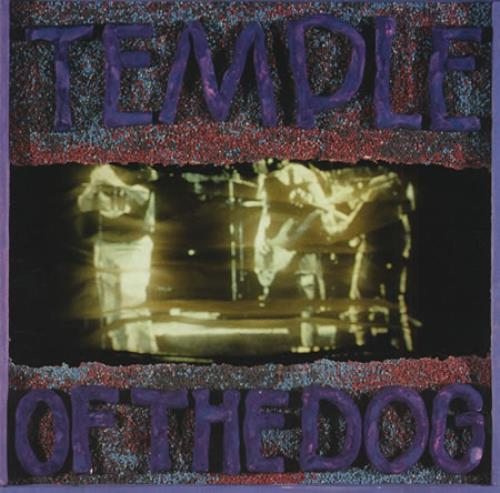 Temple of the Dog Temple Of The Dog CD album (CDLP) US TPLCDTE401535