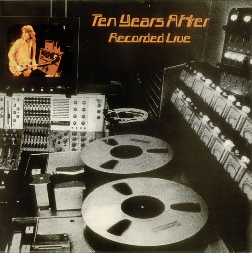 Ten Years After Recorded Live 2-LP vinyl record set (Double Album) UK TYA2LRE261162