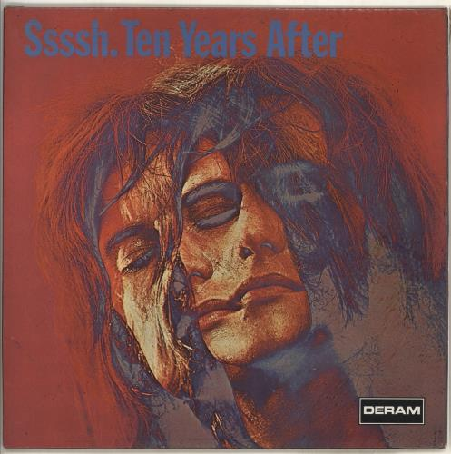 Ten Years After Ssssh! - VG vinyl LP album (LP record) UK TYALPSS592679