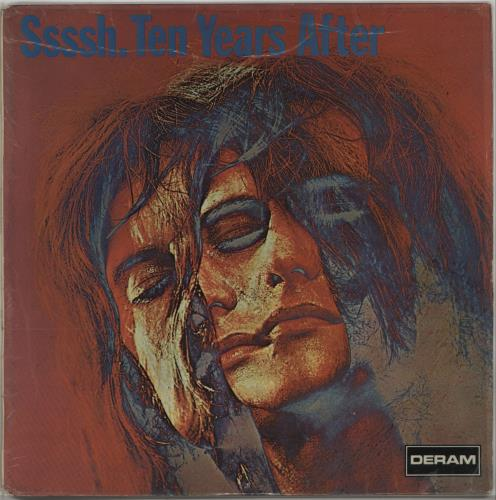 Ten Years After Ssssh! vinyl LP album (LP record) South African TYALPSS659023