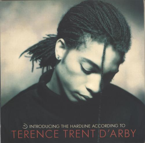 Terence Trent D'Arby Introducing The Hardline According To vinyl LP album (LP record) UK TTDLPIN197581