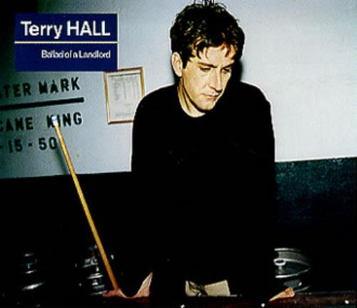 "Terry Hall Ballad Of A Landlord CD single (CD5 / 5"") UK TRLC5BA84588"