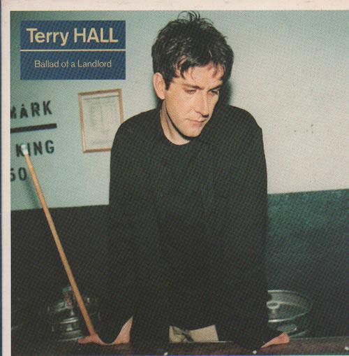 "Terry Hall Ballad Of A Landlord CD single (CD5 / 5"") UK TRLC5BA92050"