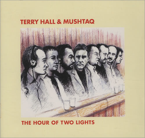 Terry Hall The Hour Of Two Lights CD album (CDLP) UK TRLCDTH251262