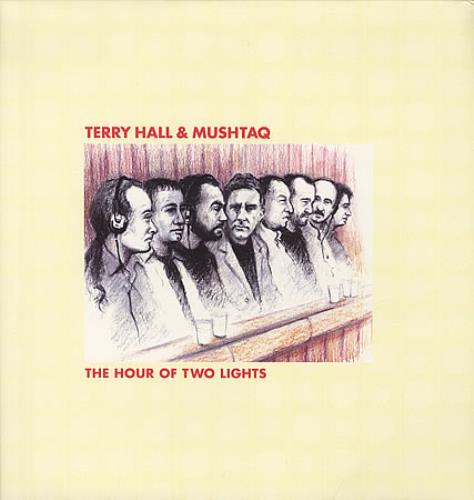 Terry Hall The Hour Of Two Lights 2-LP vinyl record set (Double Album) UK TRL2LTH387619