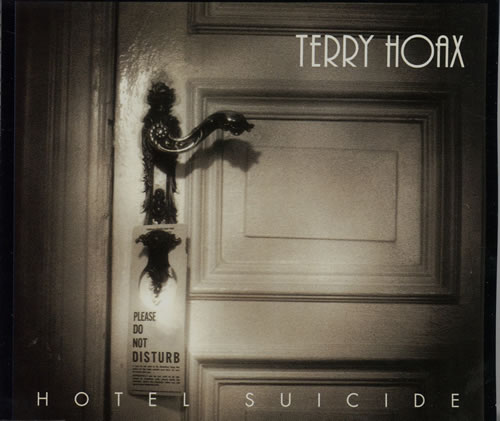 "Terry Hoax Hotel Suicide CD single (CD5 / 5"") German HOXC5HO29015"