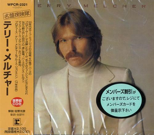 Terry Melcher Terry Melcher - Sealed CD album (CDLP) Japanese YMECDTE556890