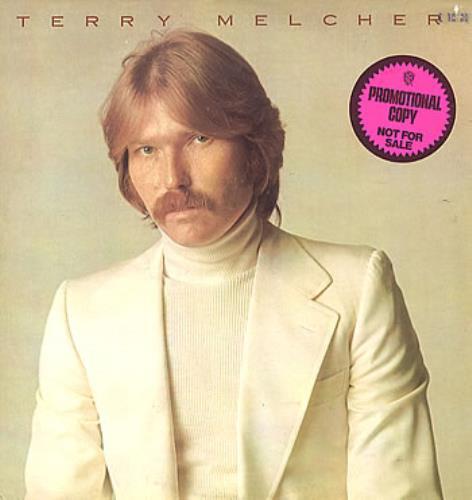 Terry Melcher Terry Melcher - Stickered sleeve vinyl LP album (LP record) US YMELPTE299474