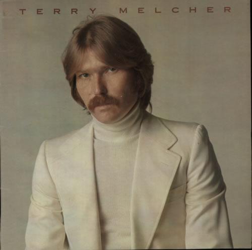 Terry Melcher Terry Melcher vinyl LP album (LP record) UK YMELPTE138379