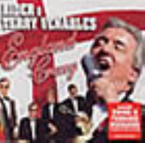 """Terry Venables England Crazy CD single (CD5 / 5"""") UK TVLC5EN214408"""