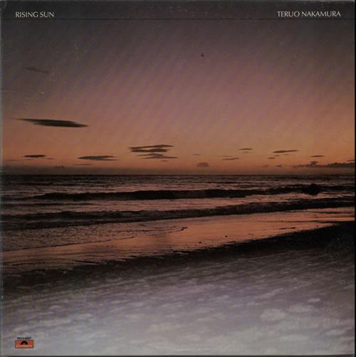 Teruo Nakamura Rising Sun vinyl LP album (LP record) US W93LPRI627222