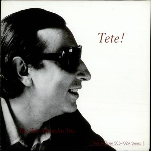 Tete Montoliu Tete! vinyl LP album (LP record) Danish T0TLPTE512027