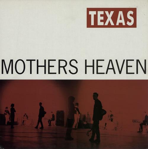 Texas Mothers Heaven vinyl LP album (LP record) UK TEXLPMO158816