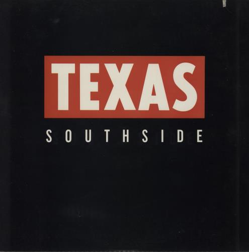 Texas Southside vinyl LP album (LP record) US TEXLPDU677381