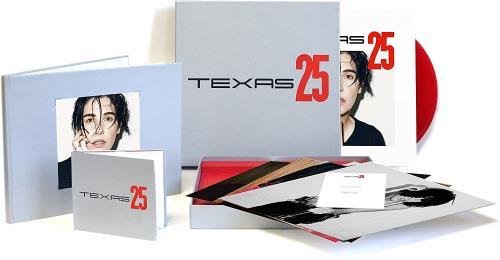 Texas Texas 25 - Super Deluxe Box box set UK TEXBXTE710361