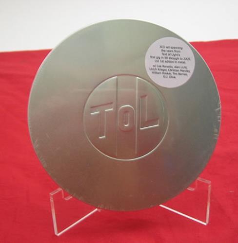 Text Of Life Text Of Light 3-CD album set (Triple CD) UK TQA3CTE366623