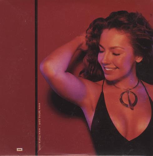 "Thalia Arrasando CD single (CD5 / 5"") Mexican T-IC5AR230360"