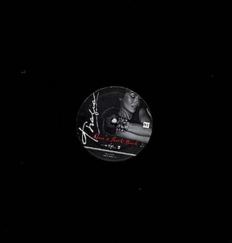 """Thalia Don't Look Back 12"""" vinyl single (12 inch record / Maxi-single) US T-I12DO285680"""